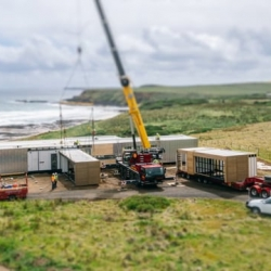 Modular construction brought to life through a creative lens
